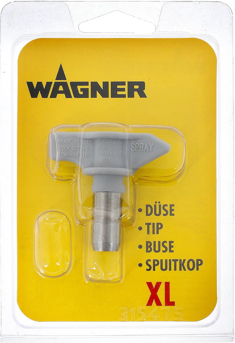 Форсунка сменная Wagner МП010753, 0,019, размер XL295026Форсунка сменная Wagner МП01073 - дополнительное оборудование для краскопультов. Необходима для оптимального результата при покраске. Используется для распыления лаков, пропиток, латексных и дисперсионных красок, для интерьерных работ, красок для защиты древесины. Форсунка заменяется очень просто, однако требует фильтр соответствующей маркировки. После окончания работы с краскопультом сменную форсунку нужно обязательно тщательно промыть, в противном случае она может выйти из строя. Размер: 0,019.