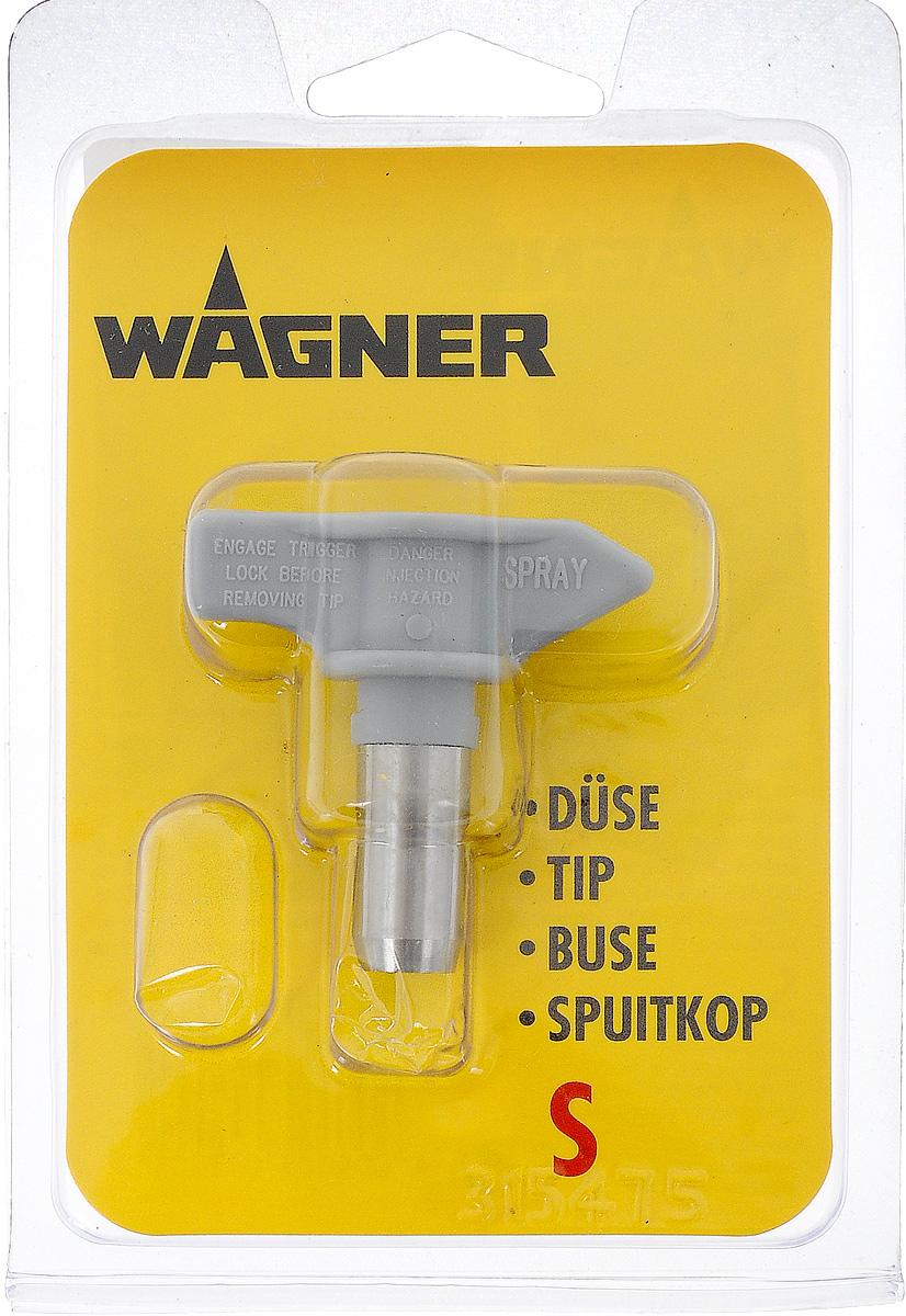 Форсунка сменная Wagner МП010750, 0,011, размер S295025Форсунка сменная Wagner МП010750 - дополнительное оборудование для краскопультов. Необходима для оптимального результата при покраске. Используется при работе с красками на водной основе и на основе растворителя, пропитками и эмалевыми красками, маслами, лаками на основе синтетических смол, ПВХ лаками. Форсунка заменяется очень просто, однако требует фильтр соответствующей маркировки. После окончания работы с краскопультом сменную форсунку нужно обязательно тщательно промыть, в противном случае она может выйти из строя. Размер: 0,011.