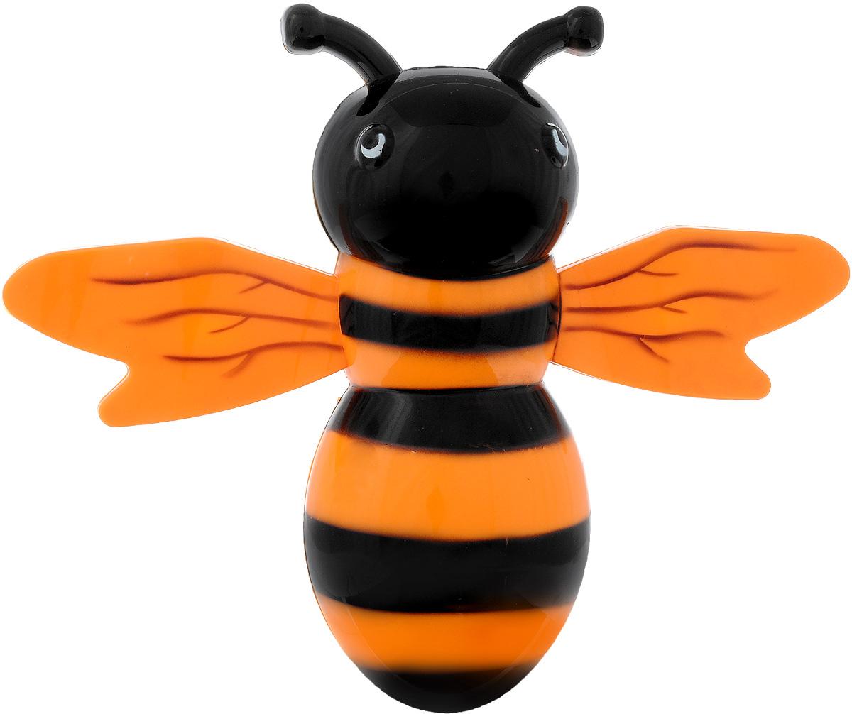 Термометр уличный Village People Пчела, 22,5 х 19 х 2 см. 6101661016_ оранжевыйУличный термометр Village People Пчела, выполнен из пластика в виде пчелы. Благодаря силиконовым присоскам, его легко разместить в удобном для вас месте. Термометр Village People Пчела станет необычным украшением, а оригинальный дизайн будет привлекать внимание и поднимать настроение.