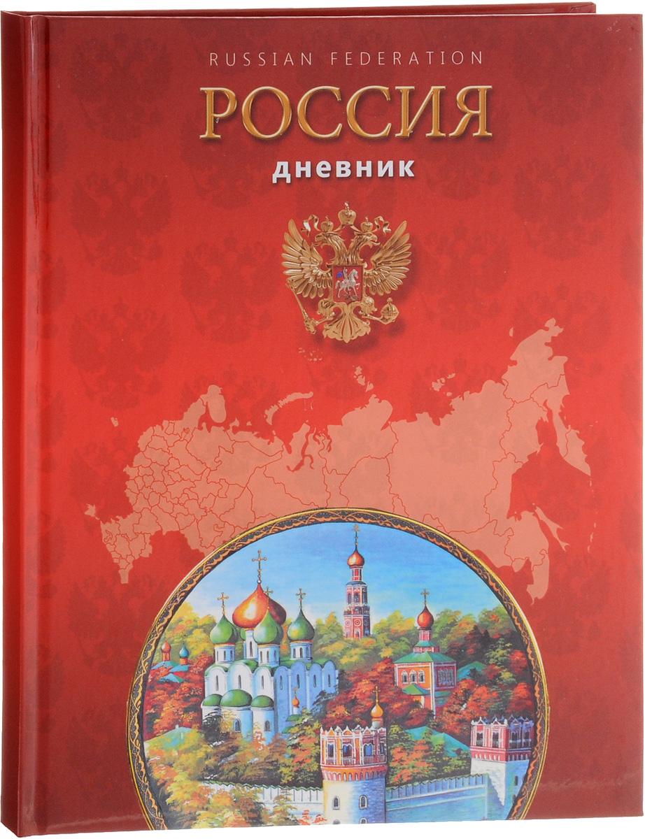 Апплика Дневник школьный Российская символика - 8