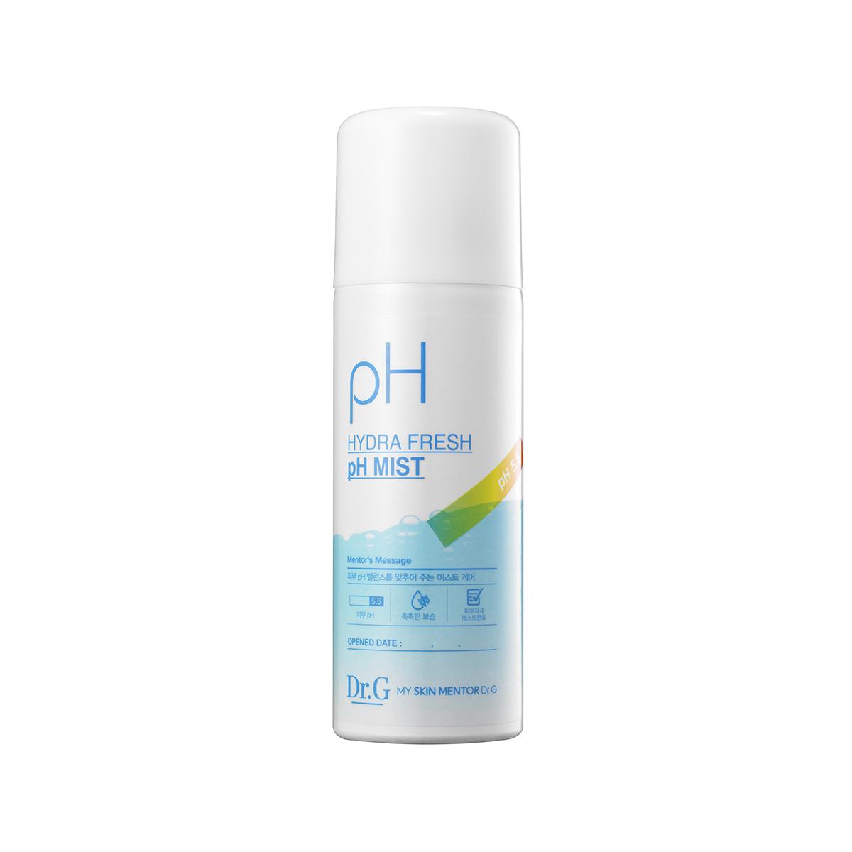 Dr. G Мист-тоник увлажняющий Mist, 150 млDG133093Увлажняющий и балансирующий кожу мист-тоник, обогащенный минералами, помогает поддерживать необходимый коже уровень pH в течение всего дня. Содержит воду с pH 5.5, которая расслабляет эпидермис, обеспечивает увлажнение несбалансированной кожи, оставляя после себя ощущение легкой прохлады.