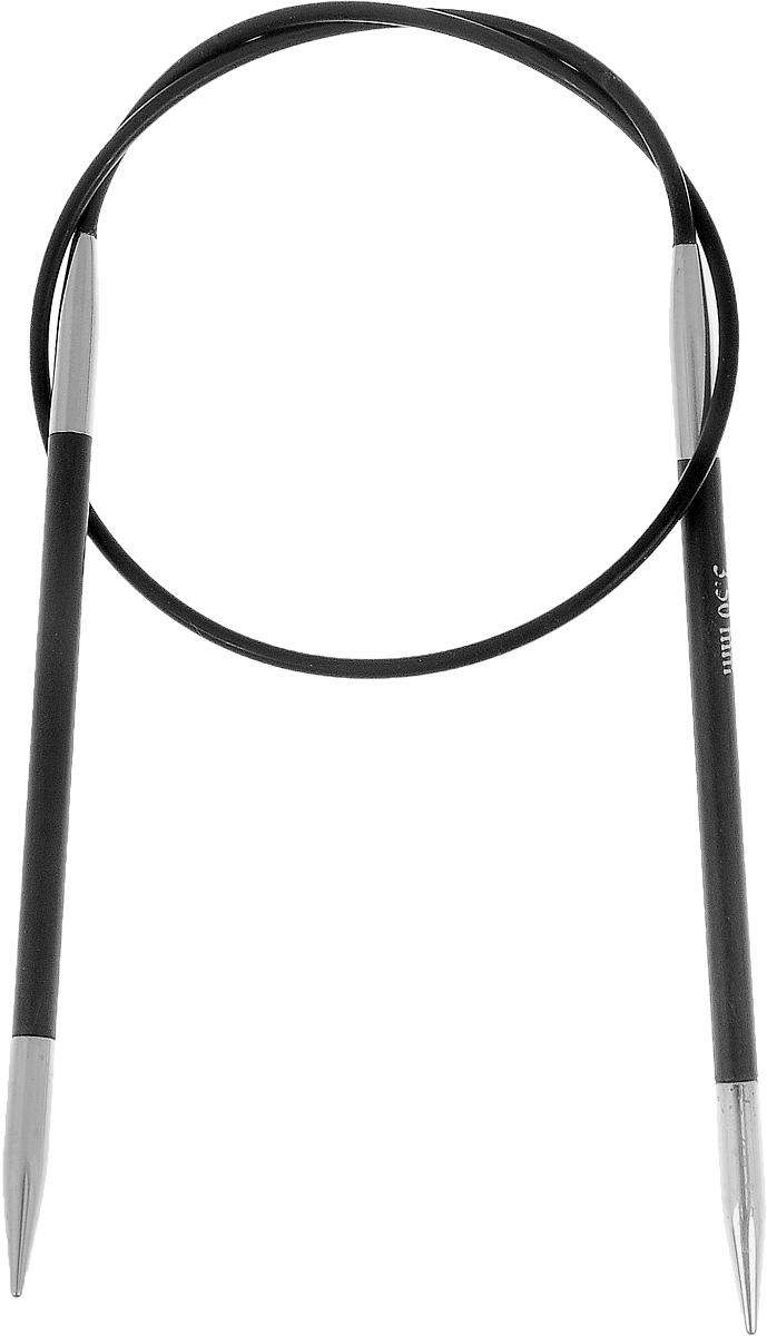 Спицы KnitPro Karbonez, карбоновые, круговые, диаметр 3,5 мм, длина 40 см41146Спицы KnitPro Karbonez изготовленные из высокотехнологичного карбонового углеволокна с никелевым наконечником, имеют непревзойденную прочность и при этом малый вес. Они совсем легкие, теплые на ощупь и нежные для кожи. Основная отличительная черта этих безупречных спиц - блестящий и гладкий медный наконечник. Такие спицы подходят для любых типов пряжи, поскольку имеют идеальную зауженную форму, легкий вес и высокий придел прочности. Особенно они удобны в использовании ажурной вязки или при вязании носочков. Эластичные, гибкие кабели ложатся плашмя без петель или изгибов, что позволяет хранить спицы в целостности.