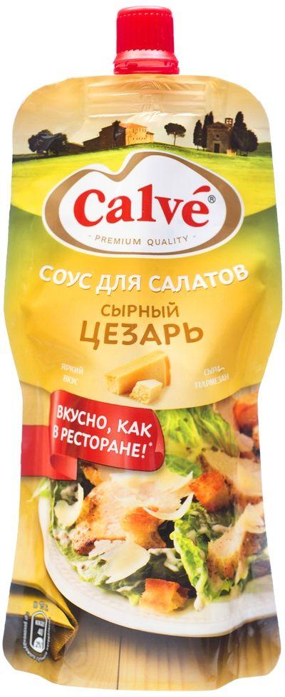 Calve Соус Сырный Цезарь, 230 г