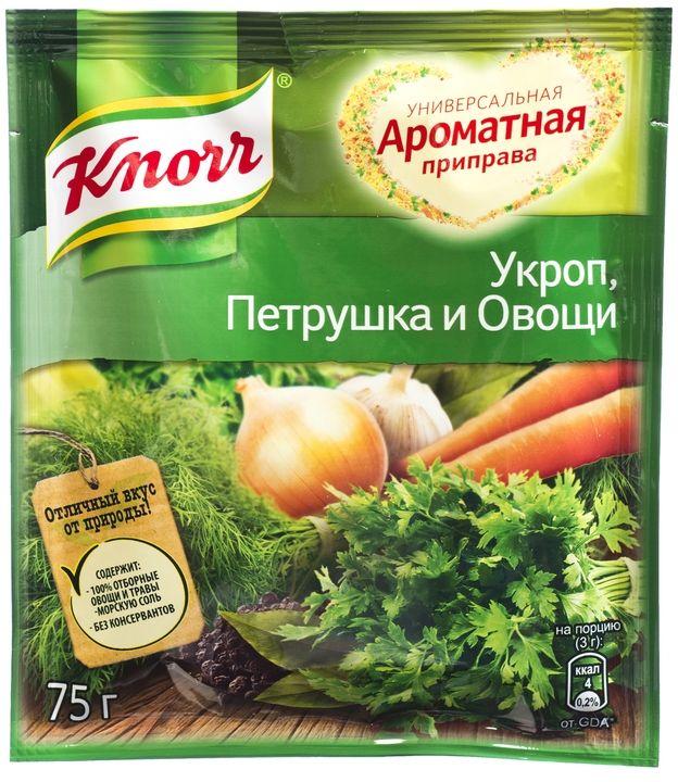 Knorr Ароматная приправа, 75 г