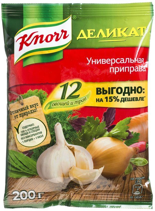 Knorr Приправа деликатная, 200 г
