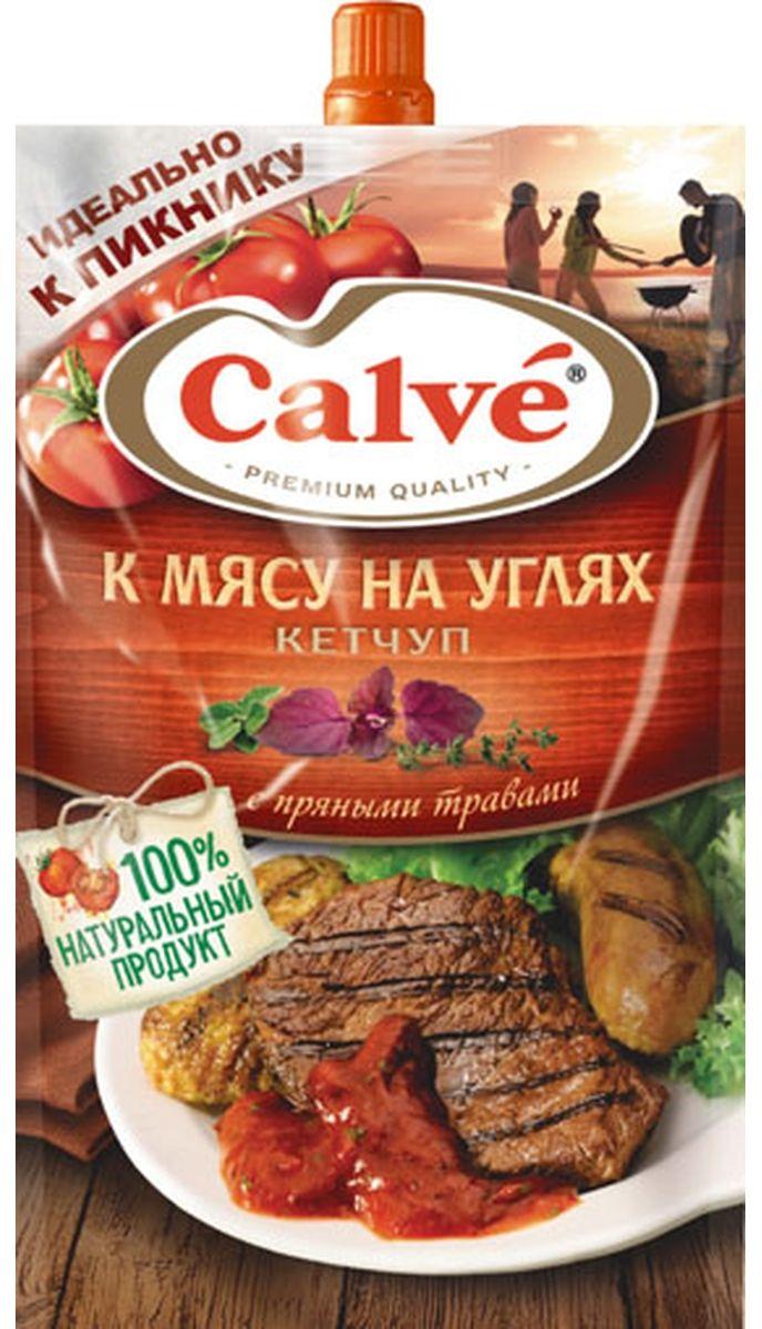 Calve Кетчуп К мясу на углях, 350 г67037386