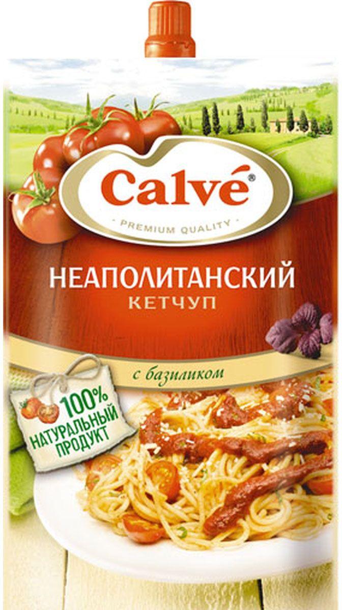 Calve Кетчуп Неаполитанский, 350 г
