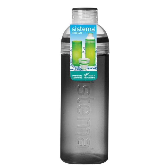 Питьевая бутылка Трио Sistema HYDRATE 700мл840Многоразовая бутылка вместимостью 700 мл пригодится в спортзале, на прогулке, дома, на даче. Имеет широкое горлышко, идеально подходит для людей, которые хотят добавить лед в свои напитки. Также может быть использована в качестве чашки. Герметично закрывается. Именно благодаря простоте и комфорту в использовании, качественным материалам и стильному дизайну, бутылочка для воды с поилкой так популярна. Можно мыть в посудомоечной машине.
