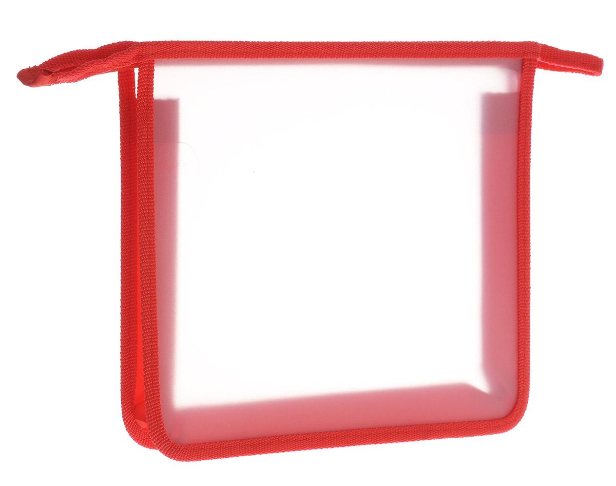 Оникс Папка для тетрадей цвет красный