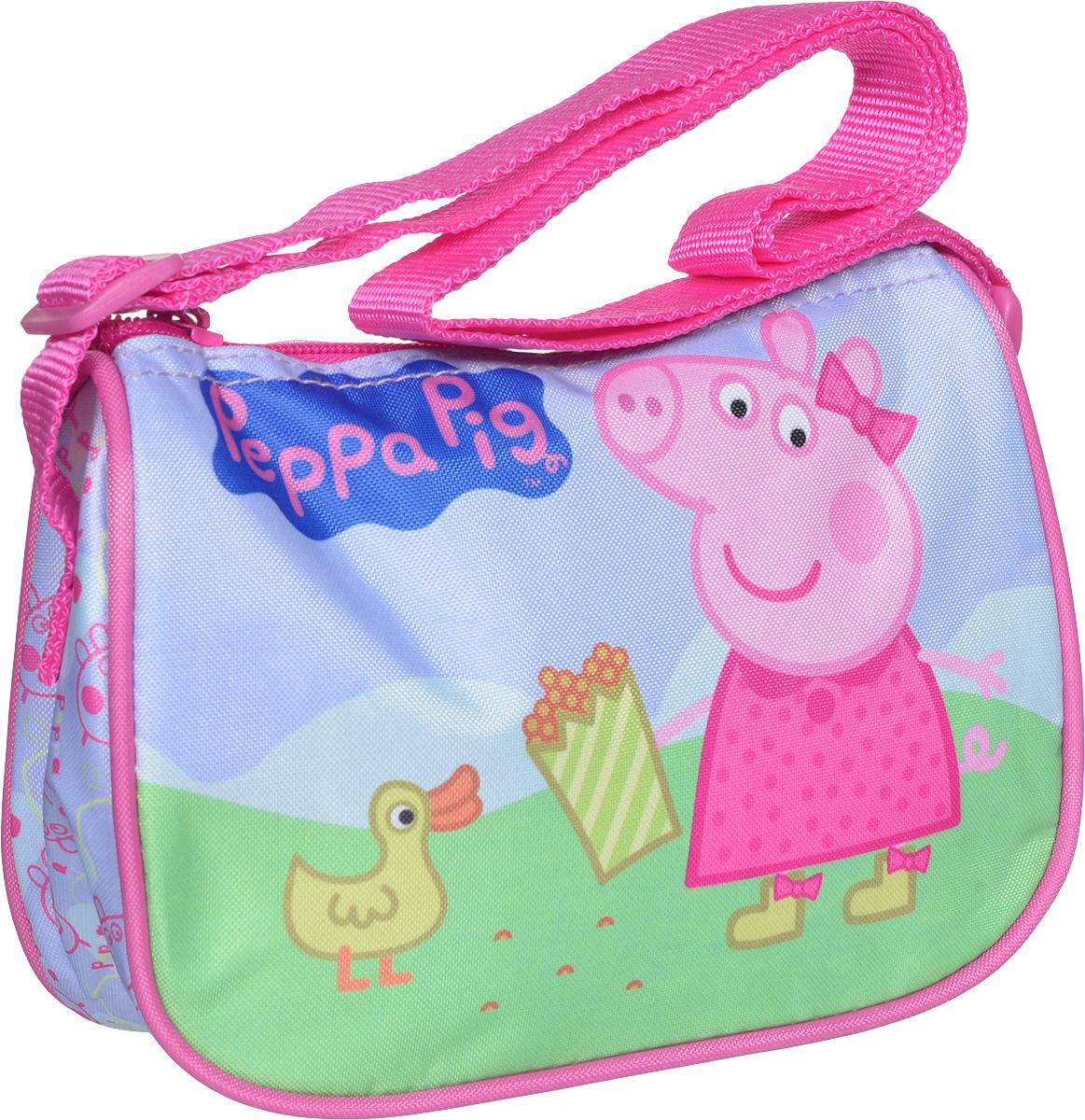 Peppa Pig Сумка детская Свинка Пеппа и уточка