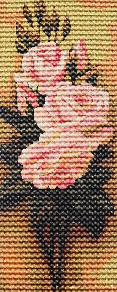 Набор для вышивания крестом Luca-S Розы, 15,5 х 35,5 смB455Набор для вышивания крестом Luca-S Розы поможет вам создать свой личный шедевр - красивую картину, вышитую нитками. Красивый и стильный рисунок-вышивка, выполненный на канве, выглядит оригинально и всегда модно. Работа, сделанная своими руками, создаст особый уют и атмосферу в доме и долгие годы будет радовать вас и ваших близких. В наборе есть все необходимое для создания вышивки на канве в технике счетный крест. В набор входит: - канва Aida Zweigart №18 (кремового цвета), - мулине Anchor (24 цвета), - черно-белая символьная схема, - инструкция на русском языке, - игла. Размер готовой работы: 15,5 х 35,5 см. Размер канвы: 27,5 х 45 см.