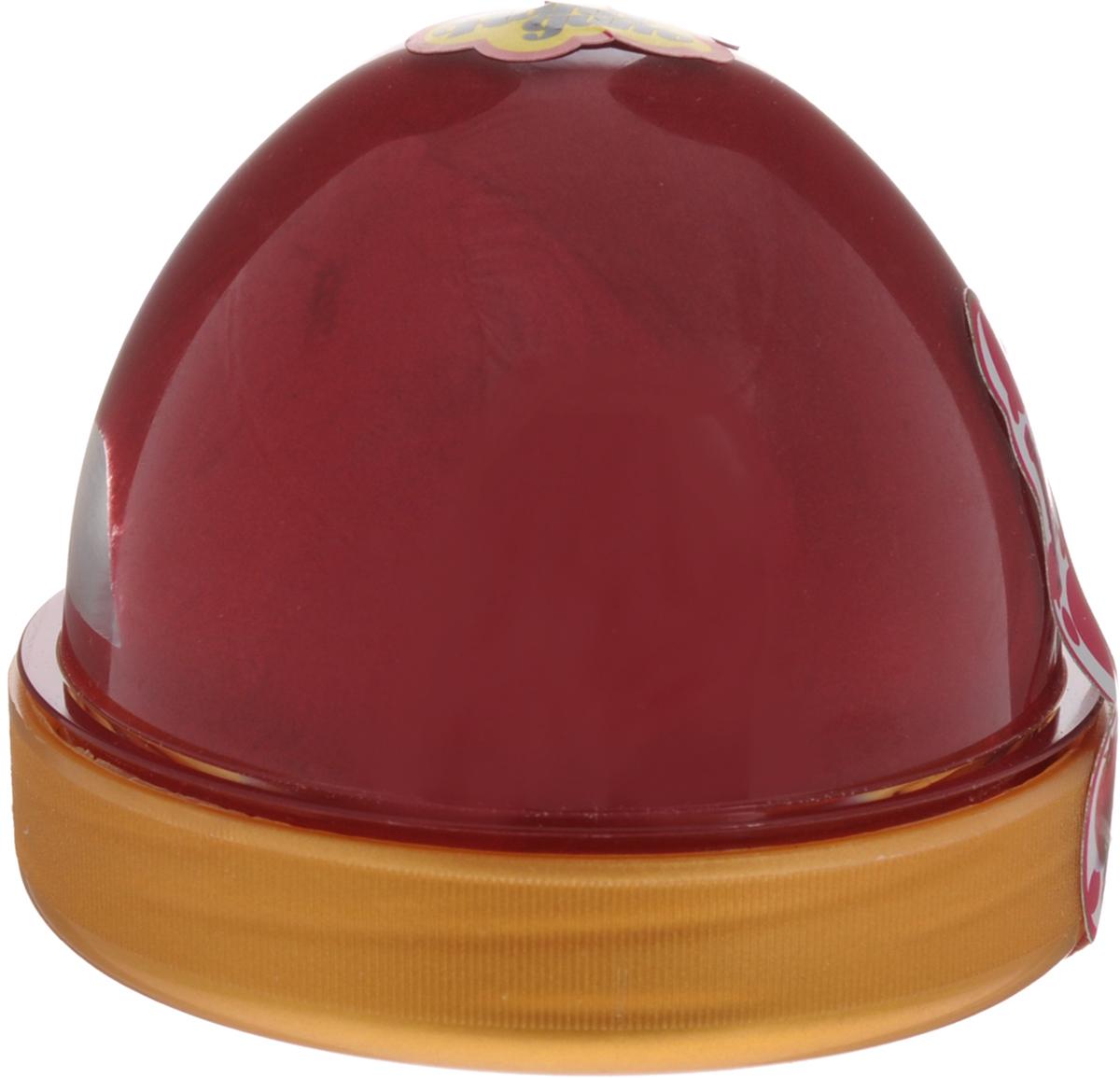 HandGum Жвачка для рук цвет рубиновый 70 г536/70Жвачка для рук HandGum с ароматом граната изготовлена из упругого, пластичного и приятного на ощупь материала, ее можно растягивать, как резину, а если сильно дернуть, то можно порвать. Из нее отлично получаются скульптуры, которые живут считанные минуты, постепенно превращаясь в лужи. Прилепите ее на дверную ручку - и она капнет, скатайте шарик и ударьте об пол - он подпрыгнет. Кубик, кстати, тоже подпрыгнет, но совсем не туда, куда ожидается.