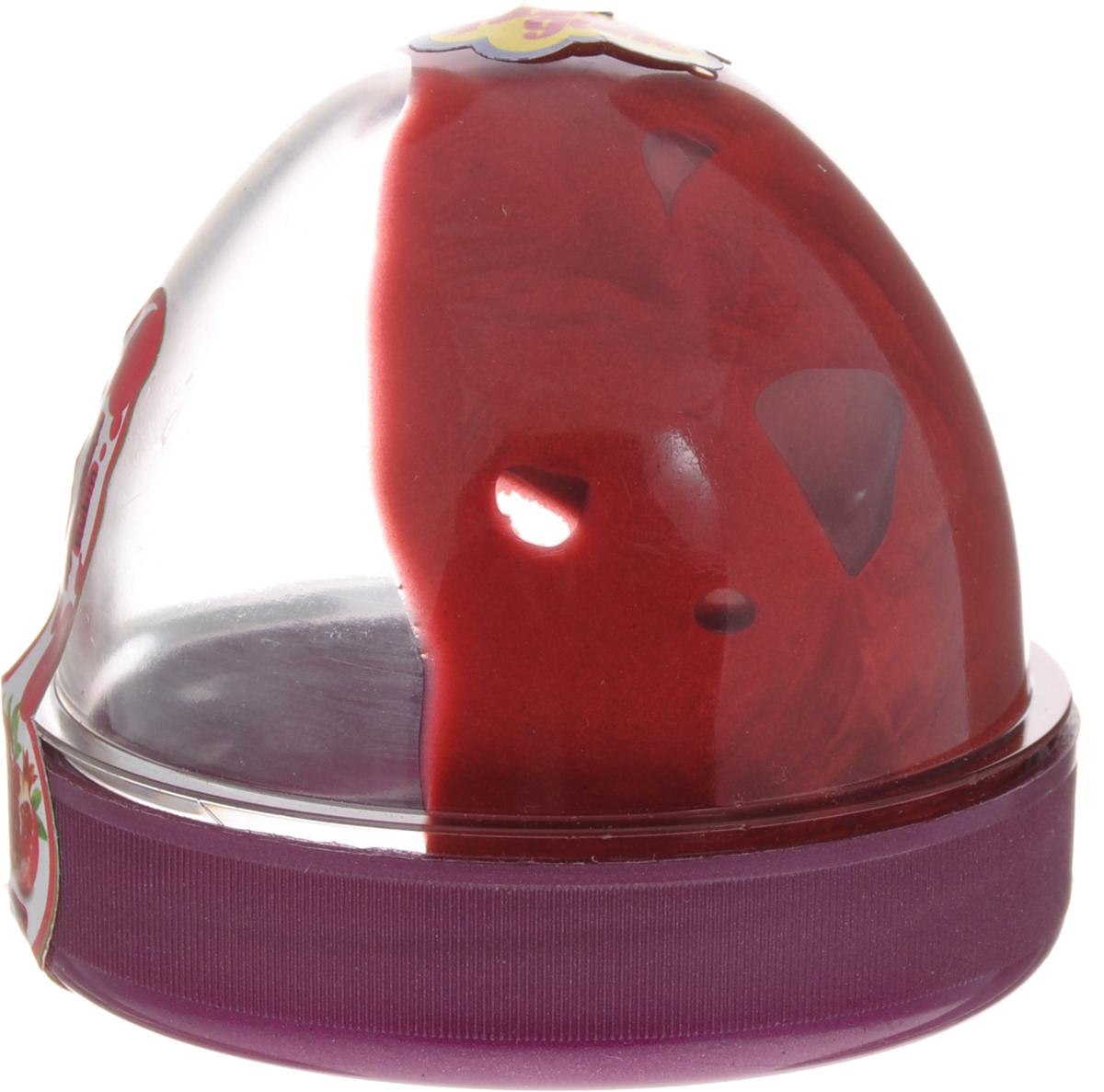 HandGum Жвачка для рук цвет рубиновый 35 г536/35Жвачка для рук HandGum с ароматом граната изготовлена из упругого, пластичного и приятного на ощупь материала, ее можно растягивать, как резину, а если сильно дернуть, то можно порвать. Из нее отлично получаются скульптуры, которые живут считанные минуты, постепенно превращаясь в лужи. Прилепите ее на дверную ручку - и она капнет, скатайте шарик и ударьте об пол - он подпрыгнет. Кубик, кстати, тоже подпрыгнет, но совсем не туда, куда ожидается.