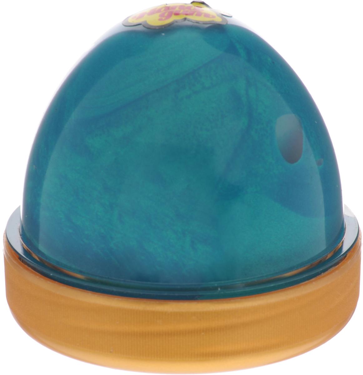 HandGum Жвачка для рук цвет чирок 70 г543/70Жвачка для рук HandGum с ароматом ледяной свежести изготовлена из упругого, пластичного и приятного на ощупь материала, ее можно растягивать, как резину, а если сильно дернуть, то можно порвать. Из нее отлично получаются скульптуры, которые живут считанные минуты, постепенно превращаясь в лужи. Прилепите ее на дверную ручку - и она капнет, скатайте шарик и ударьте об пол - он подпрыгнет. Кубик, кстати, тоже подпрыгнет, но совсем не туда, куда ожидается.