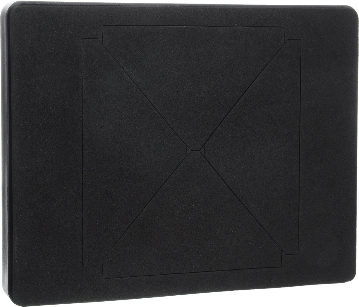 Нож для вырубки Sizzix Bigz L Die. Треугольники657166Нож для вырубки Sizzix Bigz L Die. Треугольники может использоваться для вырубки ткани до 8 слоев, ламинированного хлопка, фетра до 6-8 мм толщиной, а также картона и кожи. Можно использовать со всеми типами вырубных машинок Sizzix. Изделие вырезает ровные аккуратные фигуры, которые идеально подойдут для создания разнообразных творческих работ, например, скрапбукинг, лоскутное шитье, изготовление аксессуаров, открыток, аппликаций и многого другого. Размер ножа: 22,2 х 15,2 х 1,6 см. Размер фигуры: 11,43 х 6,35 см.