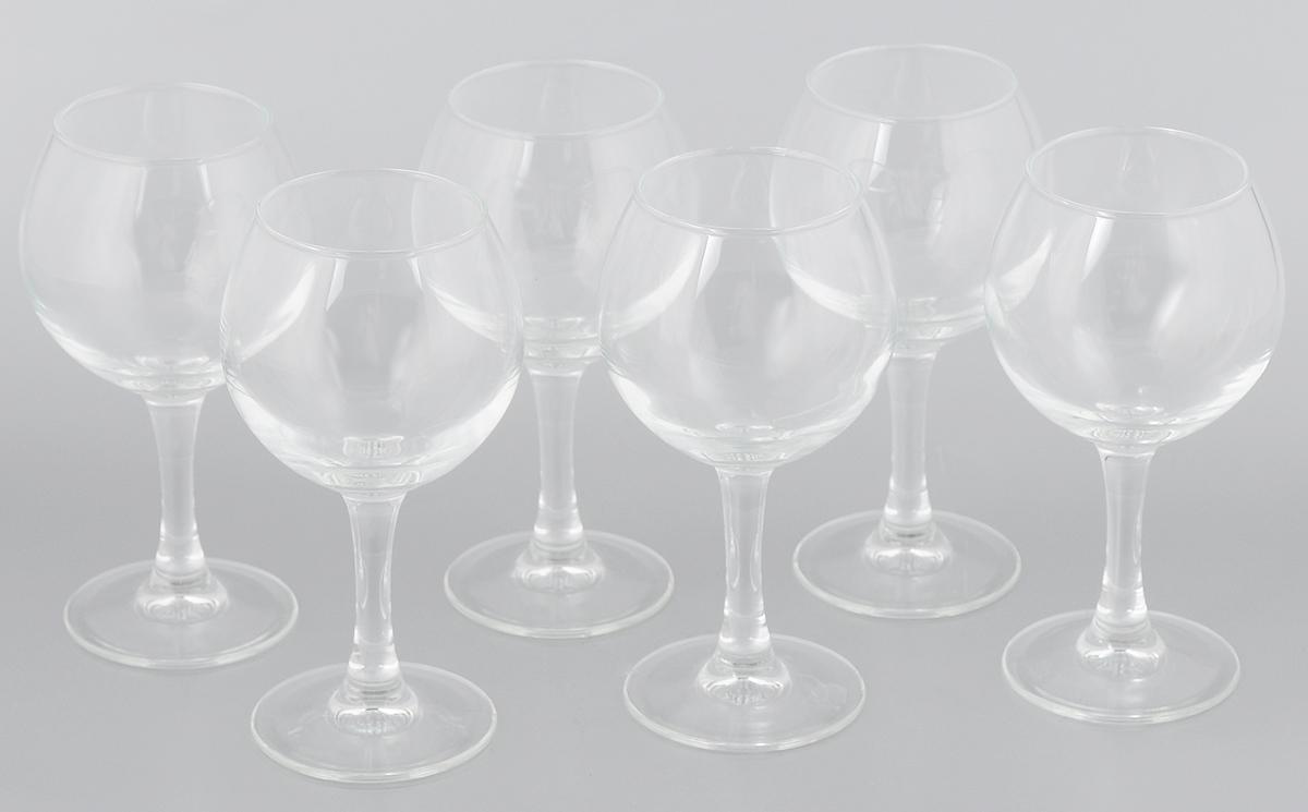 Набор фужеров Luminarc Французский ресторанчик, 210 мл, 6 штH9451Набор Luminarc Французский ресторанчик состоит из шести фужеров, выполненных из прочного стекла. Изделия оснащены устойчивыми ножками. Фужеры предназначены для подачи белого вина. Они сочетают в себе элегантный дизайн и функциональность. Набор фужеров Luminarc Французский ресторанчик прекрасно оформит праздничный стол и создаст приятную атмосферу за романтическим ужином. Такой набор также станет хорошим подарком к любому случаю. Можно мыть в посудомоечной машине. Диаметр фужера (по верхнему краю): 7,5 см. Диаметр основания: 6 см. Высота фужера: 14 см.