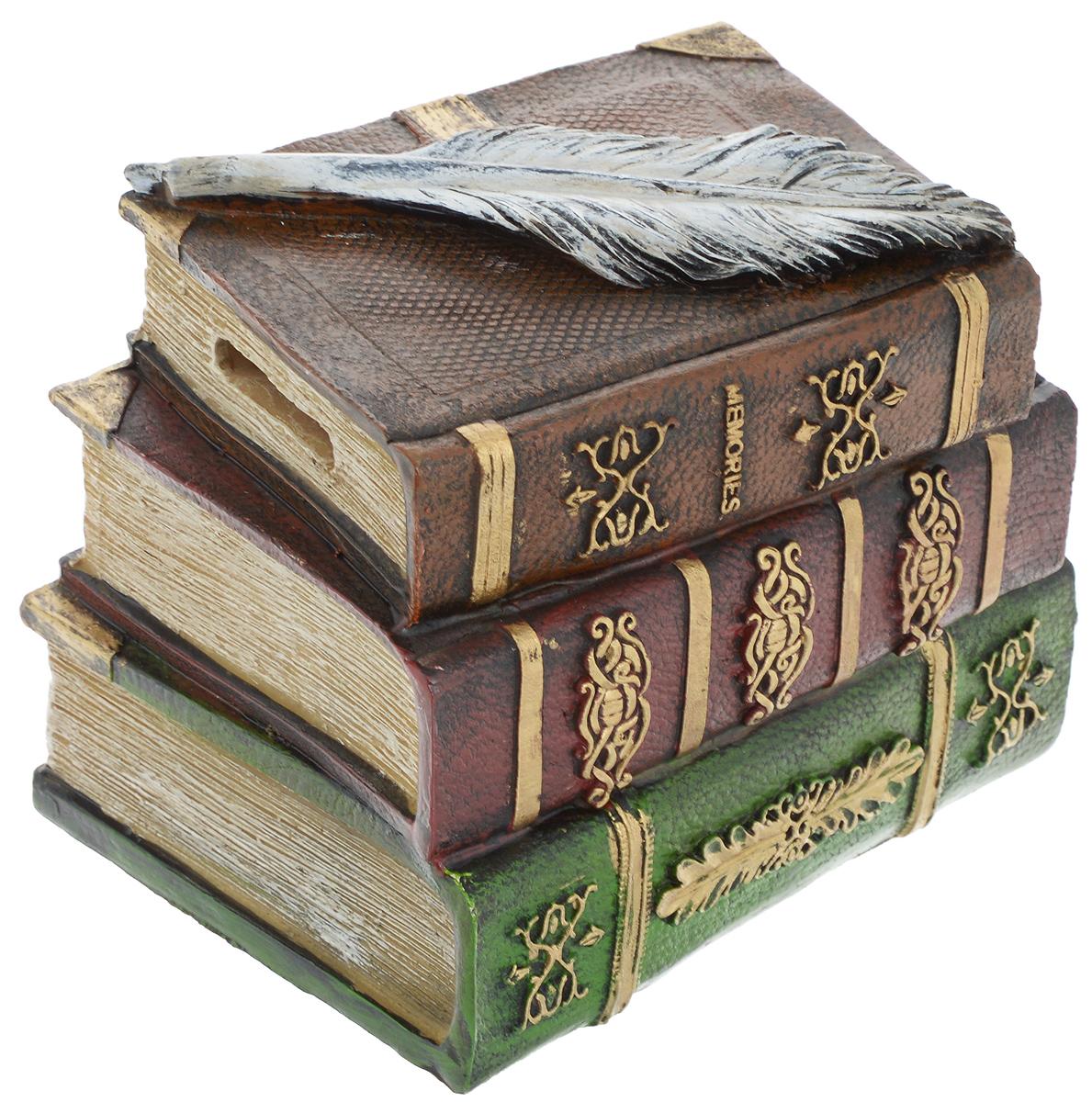 "Копилка Magic Home ""Старые книги"""