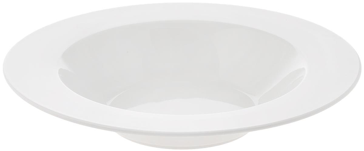 Тарелка Wilmax, глубокая, диаметр 225 мм, 600 млWL-991254 / A