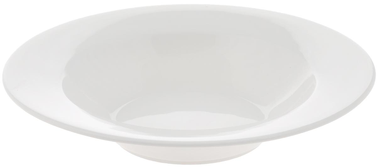 Тарелка Wilmax, глубокая, диаметр 225 мм, 420 млWL-991253 / A