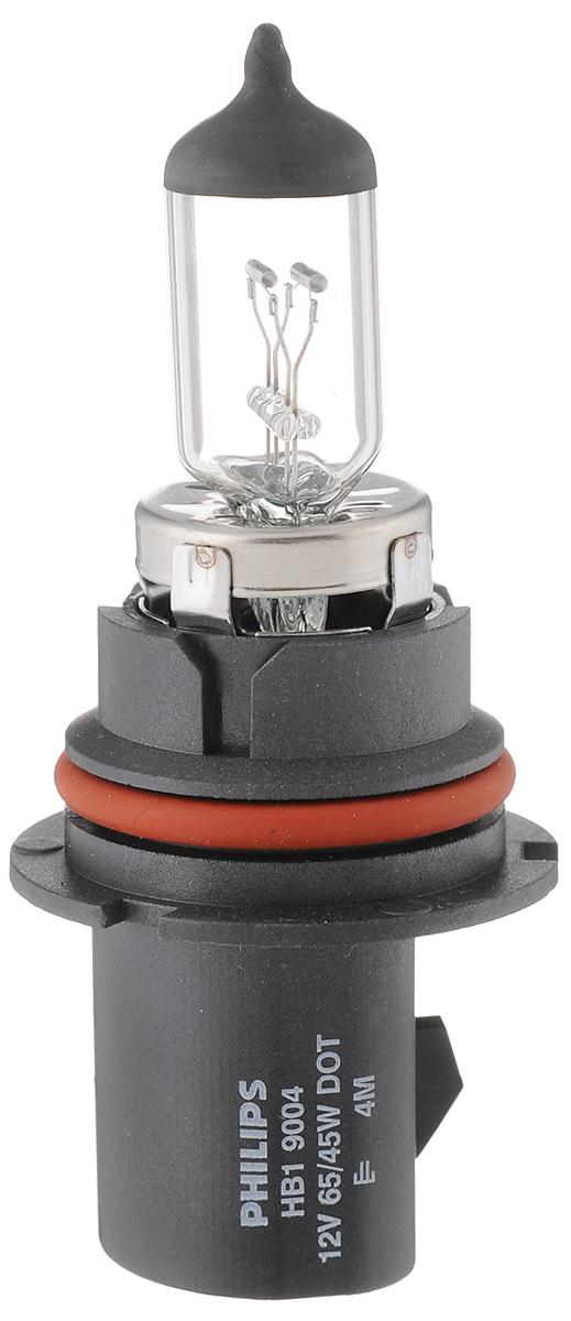 Галогеновая лампа Philips Vision HB1. 9004C19004C1Philips Vision –Лампы Philips Vision дают на 30% больше света по сравнению со стандартными лампами, они создают превосходный световой поток, отичаются приемлемой ценой и соответствуют стандартам качества для оригинального оборудования. Благодаря улучшенному распределению света Philips Vision способны освещать дорогу на большем расстоянии, повышая безопасность и комфорт вождения. Доступен в H1, H3, H4, H7, HB3, HB4, H11