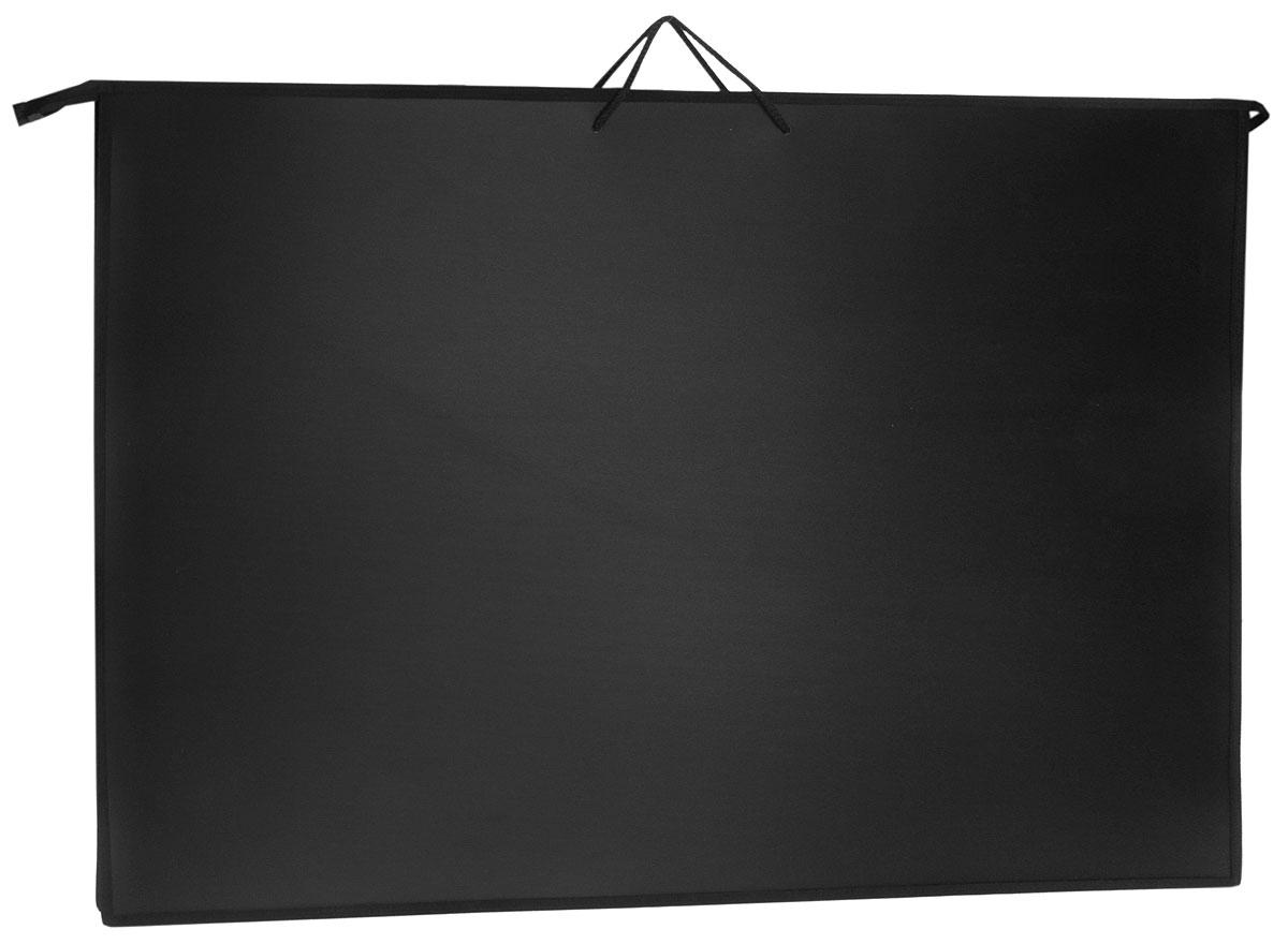 Оникс Папка для чертежей и рисунков цвет черный