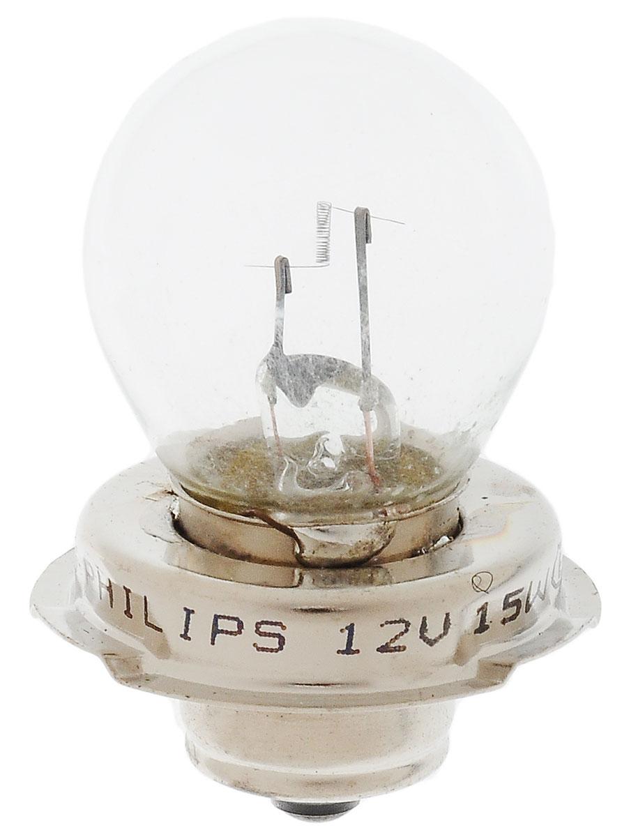 Лампа для мотоциклов галогенная Philips Vision Moto, для фар, цоколь S3 (P26s), 12V, 15W12008BW (бл.1)Галогенная лампа Philips Vision Moto произведена из запатентованного кварцевого стекла с УФ фильтром Philips Quartz Glass. Кварцевое стекло Philips в отличие от обычного твердого стекла выдерживает гораздо большее давление смеси газов внутри колбы, что препятствует быстрому испарению вольфрама с нити накаливания. Кварцевое стекло выдерживает большой перепад температур, при попадании влаги на работающую лампу изделие не взрывается и продолжает работать. Лампы Philips Vision Moto дают на 30% больше света по сравнению со стандартными лампами. Они создают превосходный световой поток, отличаются приемлемой ценой и соответствуют стандартам качества для оригинального оборудования. Благодаря улучшенному распределению света лампы Philips Vision Moto способны освещать дорогу на большем расстоянии, повышая безопасность и комфорт вождения.