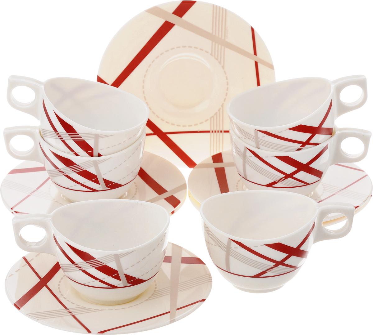 """Набор чайный Luminarc """"Couture"""", 12 предметов"""