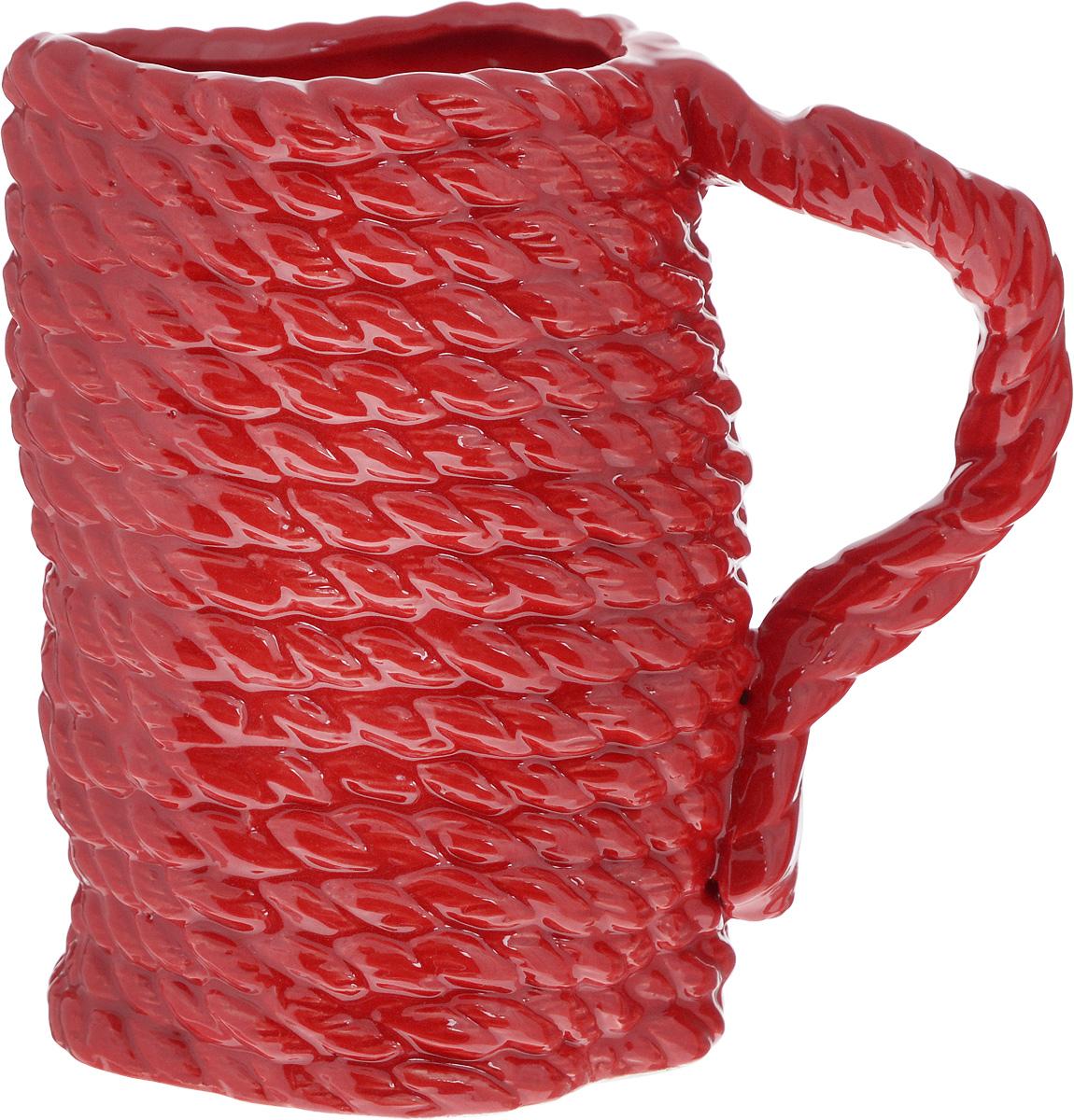 Ваза Феникс-Презент, высота 14 см36628Оригинальная ваза Феникс-презент, выполненная из керамики, станет отличным украшением интерьера и подчеркнет его изысканность. Керамическую вазу можно преподнести в качестве оригинального подарка или сувенира.