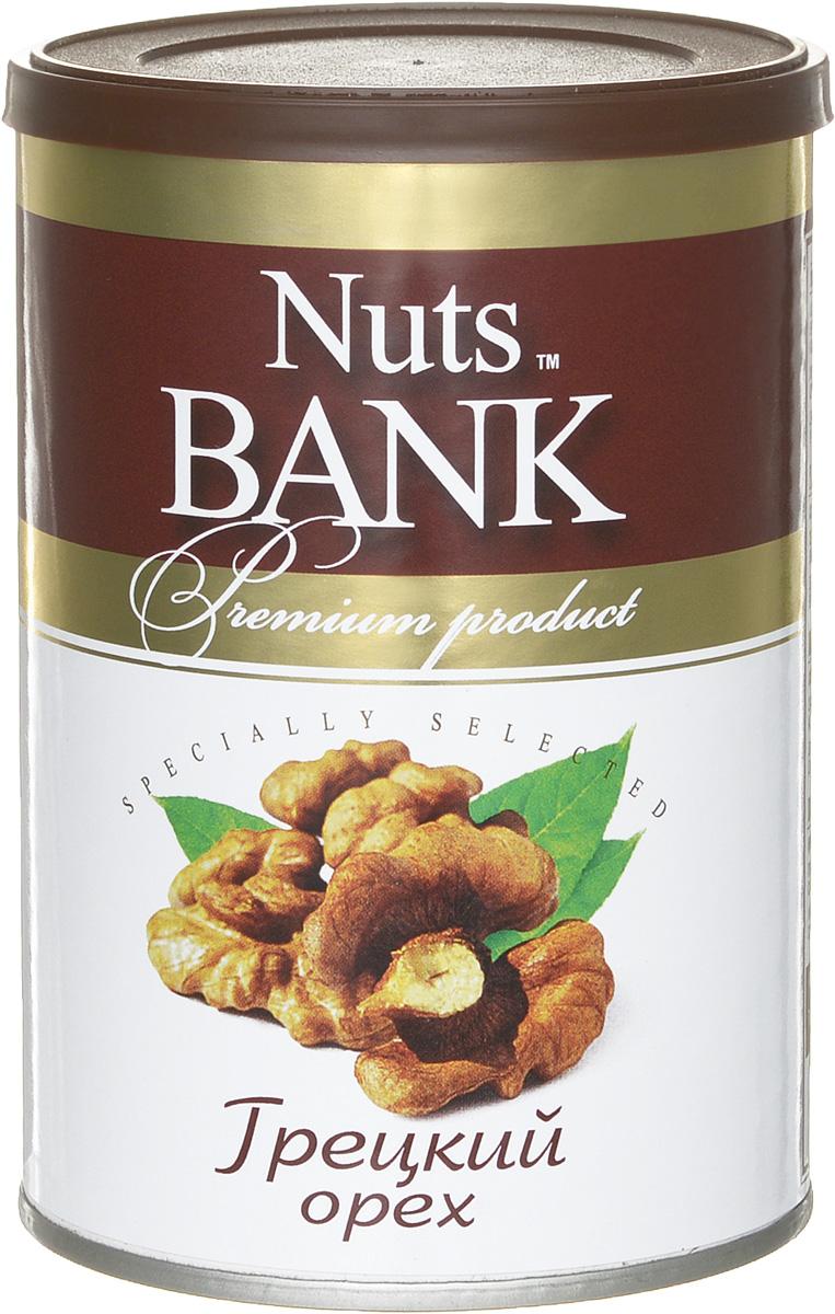 Nuts Bank Грецкий орех подсушенный, 125 г