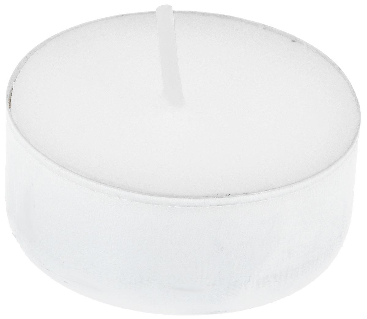Набор свечей Duni, цвет: белый, диаметр 3,8 см, 30 шт105941Набор Duni состоит из 30 круглых чайных свечей без запаха, изготовленных из смеси парафина и стеарина. Duni - создатели атмосферы вдохновения, сюрпризов и праздников для вас и ваших детей! Используя современные инновации, высококачественные материалы, оригинальный дизайн, свечи делают вашу трапезу незабываемым и волшебным праздником. Такой набор украсит интерьер вашего дома или офиса и наполнит его атмосферу теплом и уютом. Диаметр свечи: 3,8 см. Высота свечи: 1,5 см.