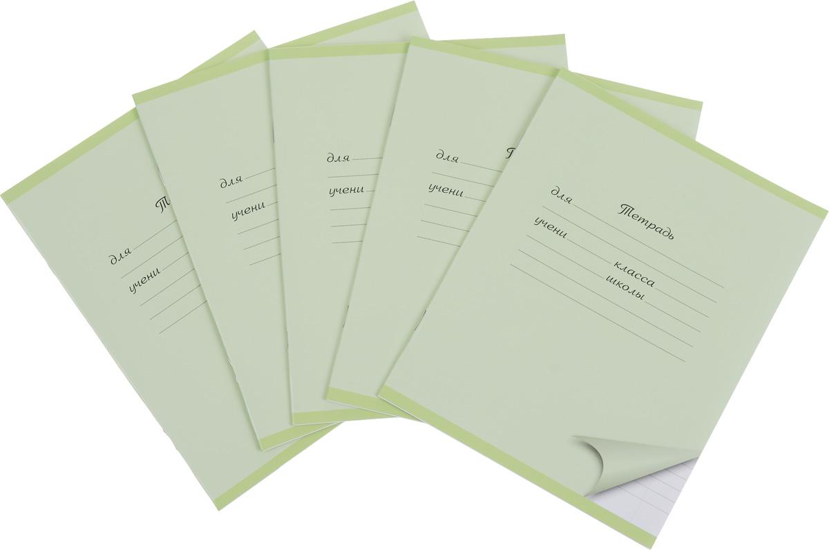 Action! Набор тетрадей 12 листов в линейку цвет светло-зеленый 5 штAN 1201/1M_зеленыйКомплект тетрадей Action! включает в себя 5 тетрадей. Обложка каждой тетради изготовлена из картона. На задней стороне обложки тетради представлен алфавит русского языка. Внутренний блок тетрадей состоит из 12 листов белой бумаги, соединенных скрепками. Стандартная линовка в голубую линейку дополнена полями.