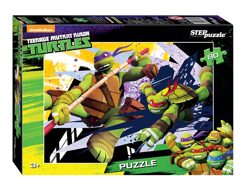 Step Puzzle Пазл Черепашки Ниндзя 77140_2