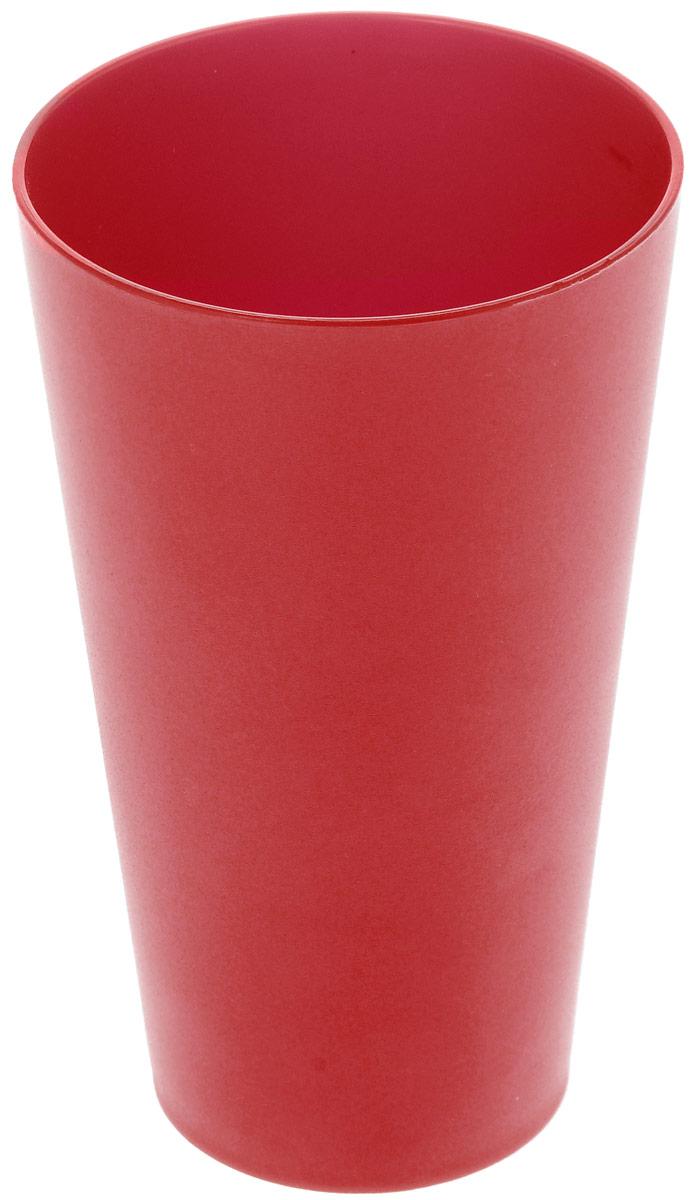 Стакан House & Holder, цвет: красный, 570 млM-218_красныйСтакан House & Holder изготовлен из прочного высококачественного полипропилена. Изделие предназначено для воды, сока и других напитков. Стакан сочетает в себе яркий дизайн и функциональность. Благодаря такому стакану пить напитки будет еще вкуснее. Стакан House & Holder можно использовать дома, на даче или на пикнике. Можно использовать в посудомоечной машине и микроволновой печи. Диаметр стакана (по верхнему краю): 9 см. Высота стакана: 15 см. Диаметр основания: 6 см.