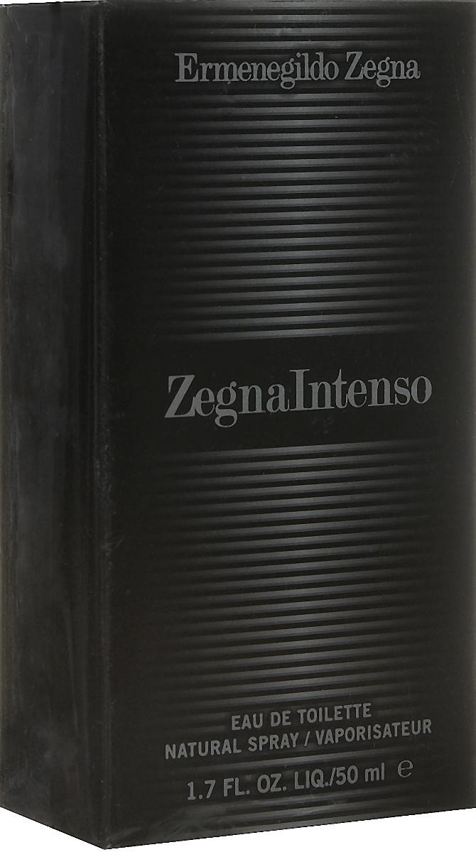Ermenegildo Zegna Intenso Туалетная вода-спрей мужская 50 мл