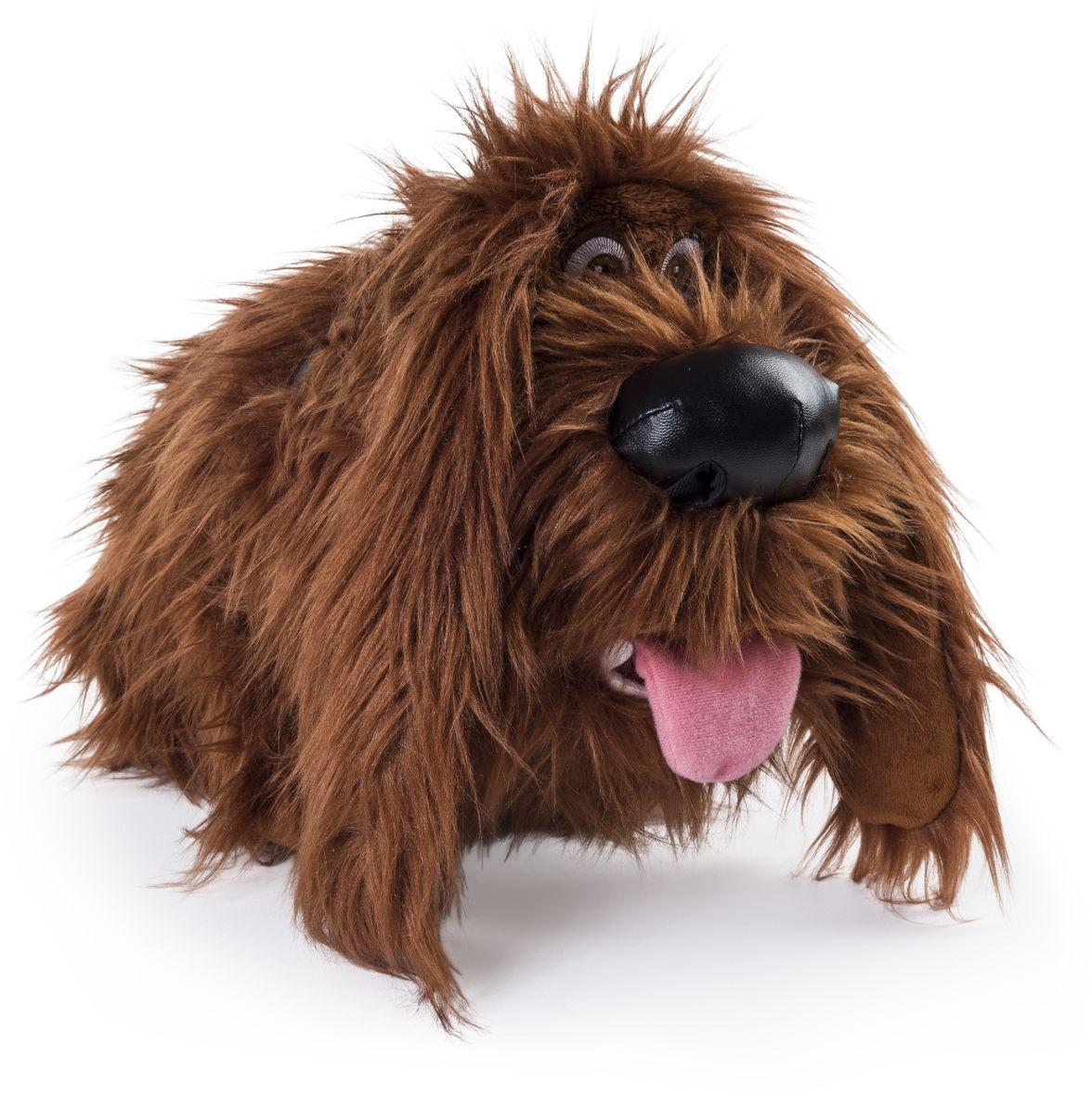 Secret Life of Pets Мягкая игрушка Персонаж 7280572805Плюшевая игрушка с изображением одного из главных героев мультфильма Тайная жизнь домашних животных. Высота 30 см.