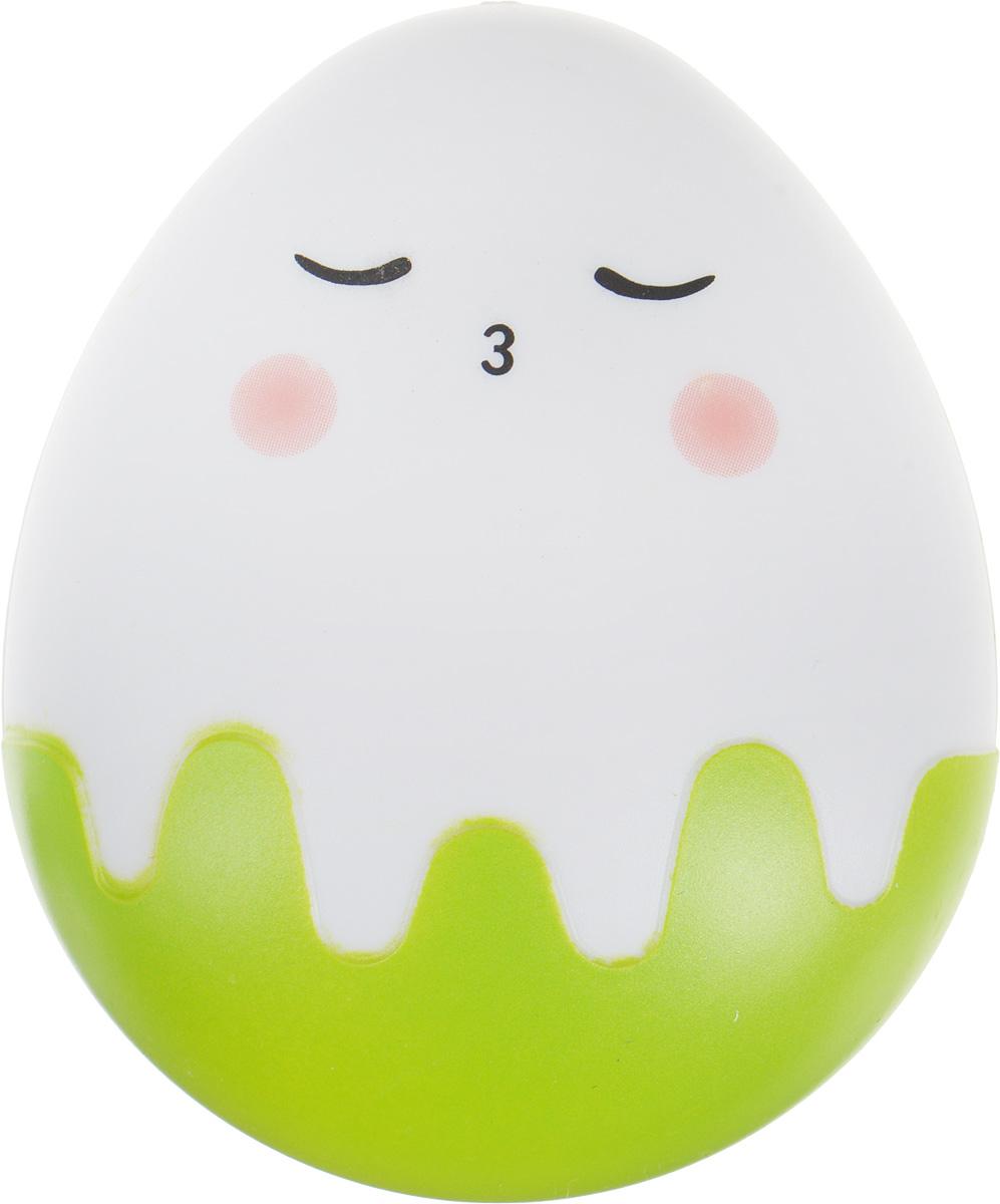 Контейнер для контактных линз Kawaii Factory Egg, цвет: зеленый. KW007-000097KW007-000097Если вы пользуетесь контактными линзами, то знаете, что найти с утра контейнер или пинцет для них - непростая задача. Но яркий и забавный набор Egg от Kawaii Factory решает эту проблему навсегда: милый футляр-яичко со всем необходимым не может не заметить даже очень близорукий человек. В симпатичный футляр спрятано: зеркальце, сам контейнер, пинцет, палочка для бесконтактного надевания линз и флакон для раствора. Корпус изделия выполнен из пластика и закрывается на удобную защелку, он надежно сбережет ваши линзы от неприятных повреждений. Такой контейнер обязательно поднимет настрой в любой ситуации и гарантирует умиление при каждом использовании!