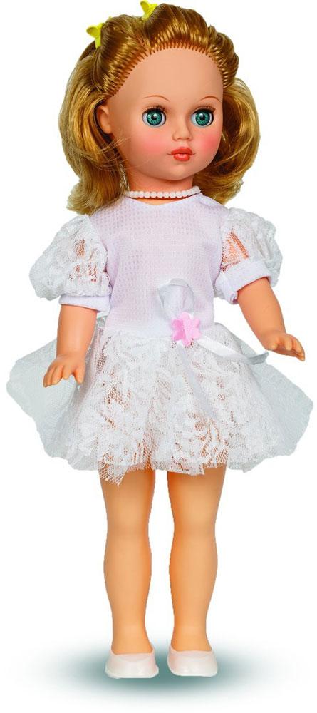 Весна Кукла Мила-1В601Очаровательная кукла Мила покорит сердце любой девочки! Обаятельный внешний вид и прелестные одежки игрушечных красавиц вызывают только самые добрые и положительные эмоции. Куклы производятся на российских фабриках из нетоксичных, безопасных для детей материалов. Они отличаются высоким качеством, проработанностью деталей и гармоничными пропорциями тела. Голова и ручки кукол изготовлены из эластичного винила, очень приятного на ощупь, а туловище и ножки - из прочной пластмассы. У кукол густые мягкие волосы, которые можно мыть, расчесывать и заплетать как только захочется. Они прочно закреплены и способны выдержать практически любые творческие порывы ребенка. Особый восторг у маленьких модниц вызывают нарядные костюмы, которые можно снимать и менять. Дополнительно к куклам выпускаются самые разнообразные комплекты одежды. С прелестной куклой отечественного производства возможно не просто весело проводить время, но и научиться одеваться по сезону. Игра с очаровательными куклами...