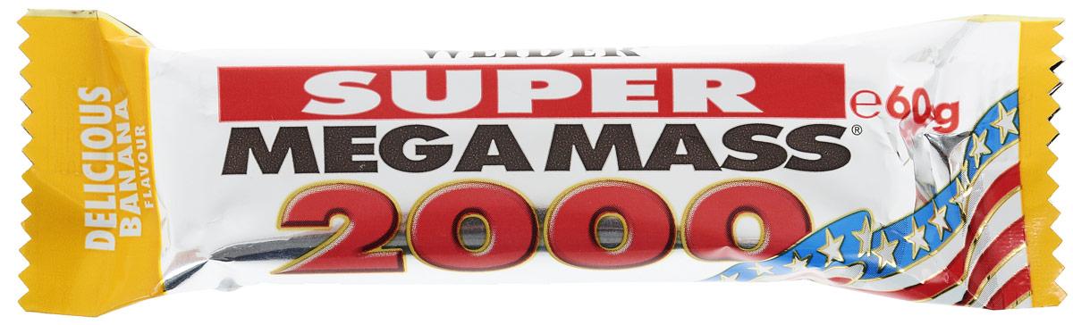 Батончик энергетический Weider Super Mega Mass 2000, банан, 60 г32438Энергетический углеводно-белковый батончик Weider Super Mega Mass 2000 удовлетворит повышенные потребности в энергии. Содержит высококачественную протеиновую комбинацию. Поставляет необходимое дополнительное количество калорий на фазе наращивания мышечной массы, а благодаря витамину В6 повышает способность к восстановлению после тренировки. Рекомендации по применению: Употребляйте перед тренировками или другими физическими нагрузками. Состав: масло какао, сироп фруктозы, сироп глюкозы, сывороточный порошок с богатым содержанием протеина, молочный протеин, мальтодекстрин, шлифованный рис, обезжиренный какао-порошок, карамель, ароматизаторы, высушенный яичный белок, тиамин. Товар сертифицирован.
