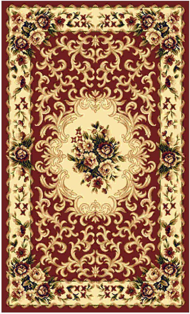 Ковер Kamalak tekstil, прямоугольный, цвет: кремовый, 100 x 150 см. УК-0004УК-0004Ковры-паласы выполнены из полипропилена. Ковры обладают хорошими показателями теплостойкости и шумоизоляции. Являются гиппоалергенными. За счет невысокого ворса ковры легко чистить. Вам придется по душе широкая гамма цветов и возможность гармонично оформить интерьер. Практичный и устойчивый к износу ворс - от постоянного хождения не истирается, не накапливает статическое электричество. Структура волокна в полипропиленовых моделях гладкая, поэтому грязь не может выесться, на ворсе она скапливается с трудом. Полипропилен не впитывает влагу, отталкивает водянистые пятна. Уход: Самый простой способ избавить изделие от грязи – пропылесосить его с обеих сторон (лицевой и изнаночной). Влажная уборка с применением шампуней и моющих средств не противопоказана. Если шерсти и шёлку универсальные чистящие составы не подходят, то для синтетики они придутся в самый раз. Хранить их нужно рулоном, не складывая «салфеткой». При надлежащем уходе синтетический ковёр прослужит долго, не утратив ни...