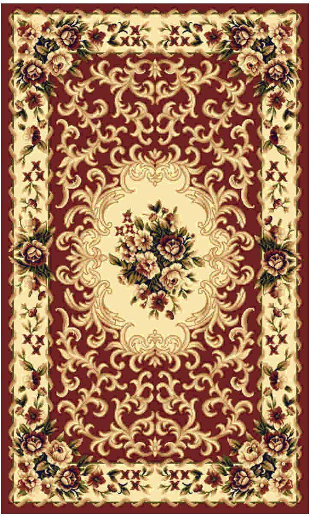 Ковер Kamalak tekstil, прямоугольный, цвет: кремовый, 80 x 150 см. УК-0005УК-0005Ковры-паласы выполнены из полипропилена. Ковры обладают хорошими показателями теплостойкости и шумоизоляции. Являются гиппоалергенными. За счет невысокого ворса ковры легко чистить. Вам придется по душе широкая гамма цветов и возможность гармонично оформить интерьер. Практичный и устойчивый к износу ворс - от постоянного хождения не истирается, не накапливает статическое электричество. Структура волокна в полипропиленовых моделях гладкая, поэтому грязь не может выесться, на ворсе она скапливается с трудом. Полипропилен не впитывает влагу, отталкивает водянистые пятна. Уход: Самый простой способ избавить изделие от грязи – пропылесосить его с обеих сторон (лицевой и изнаночной). Влажная уборка с применением шампуней и моющих средств не противопоказана. Если шерсти и шёлку универсальные чистящие составы не подходят, то для синтетики они придутся в самый раз. Хранить их нужно рулоном, не складывая «салфеткой». При надлежащем уходе синтетический ковёр прослужит долго, не утратив ни...