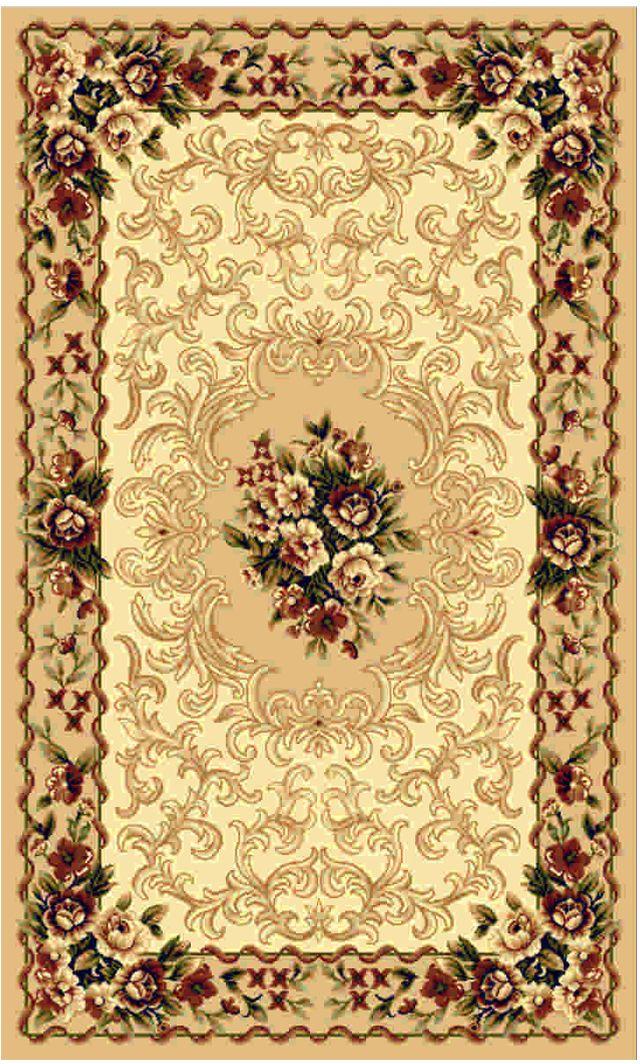 """Ковер """"Kamalak tekstil"""", прямоугольный, 100 x 150 см. УК-0001"""