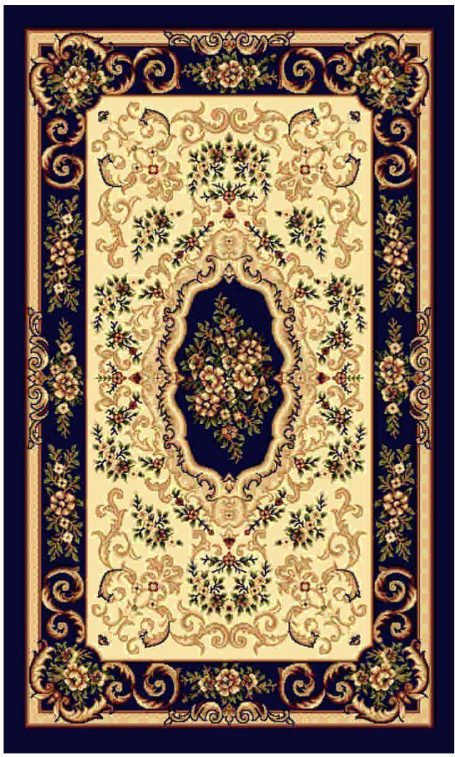 Ковер Kamalak tekstil, прямоугольный, 60 x 110 см. УК-0099УК-0099Ковер Kamalak Tekstil изготовлен из прочного синтетического материала heat-set, улучшенного варианта полипропилена (эта нить получается в результате его дополнительной обработки). Полипропилен износостоек, нетоксичен, не впитывает влагу, не провоцирует аллергию. Структура волокна в полипропиленовых коврах гладкая, поэтому грязь не будет въедаться и скапливаться на ворсе. Практичный и износоустойчивый ворс не истирается и не накапливает статическое электричество. Ковер обладает хорошими показателями теплостойкости и шумоизоляции. Оригинальный рисунок позволит гармонично оформить интерьер комнаты, гостиной или прихожей. За счет невысокого ворса ковер легко чистить. При надлежащем уходе синтетический ковер прослужит долго, не утратив ни яркости узора, ни блеска ворса, ни упругости. Самый простой способ избавить изделие от грязи - пропылесосить его с обеих сторон (лицевой и изнаночной). Влажная уборка с применением шампуней и моющих средств не противопоказана. ...