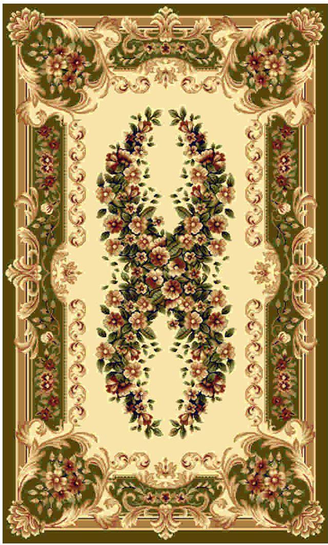 Ковер Kamalak tekstil, прямоугольный, цвет: кремовый, 50 x 100 см. УК-0435УК-0435Ковры-паласы выполнены из полипропилена. Ковры обладают хорошими показателями теплостойкости и шумоизоляции. Являются гиппоалергенными. За счет невысокого ворса ковры легко чистить. Вам придется по душе широкая гамма цветов и возможность гармонично оформить интерьер. Практичный и устойчивый к износу ворс - от постоянного хождения не истирается, не накапливает статическое электричество. Структура волокна в полипропиленовых моделях гладкая, поэтому грязь не может выесться, на ворсе она скапливается с трудом. Полипропилен не впитывает влагу, отталкивает водянистые пятна. Уход: Самый простой способ избавить изделие от грязи – пропылесосить его с обеих сторон (лицевой и изнаночной). Влажная уборка с применением шампуней и моющих средств не противопоказана. Если шерсти и шёлку универсальные чистящие составы не подходят, то для синтетики они придутся в самый раз. Хранить их нужно рулоном, не складывая «салфеткой». При надлежащем уходе синтетический ковёр прослужит долго, не утратив ни...
