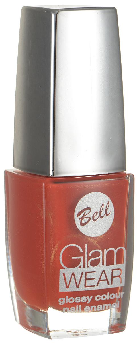 Bell Лак для ногтей Устойчивый С Глянцевым Эффектом Glam Wear Nail Тон 418, 10 грBlaGW418Совершенный образ до кончиков ногтей. Яркие и элегантные цвета искушают своим глянцевым блеском в коллекции лака для ногтей Glam Wear. Новая устойчивая и быстросохнущая формула лака обеспечит насыщенный и продолжительный блеск! Уникальная консистенция идеально покрывает ногти с первого слоя – не оставляет полос и подтеков! Гипоаллергенный лак, не содержит толуола и формальдегида Тон 418