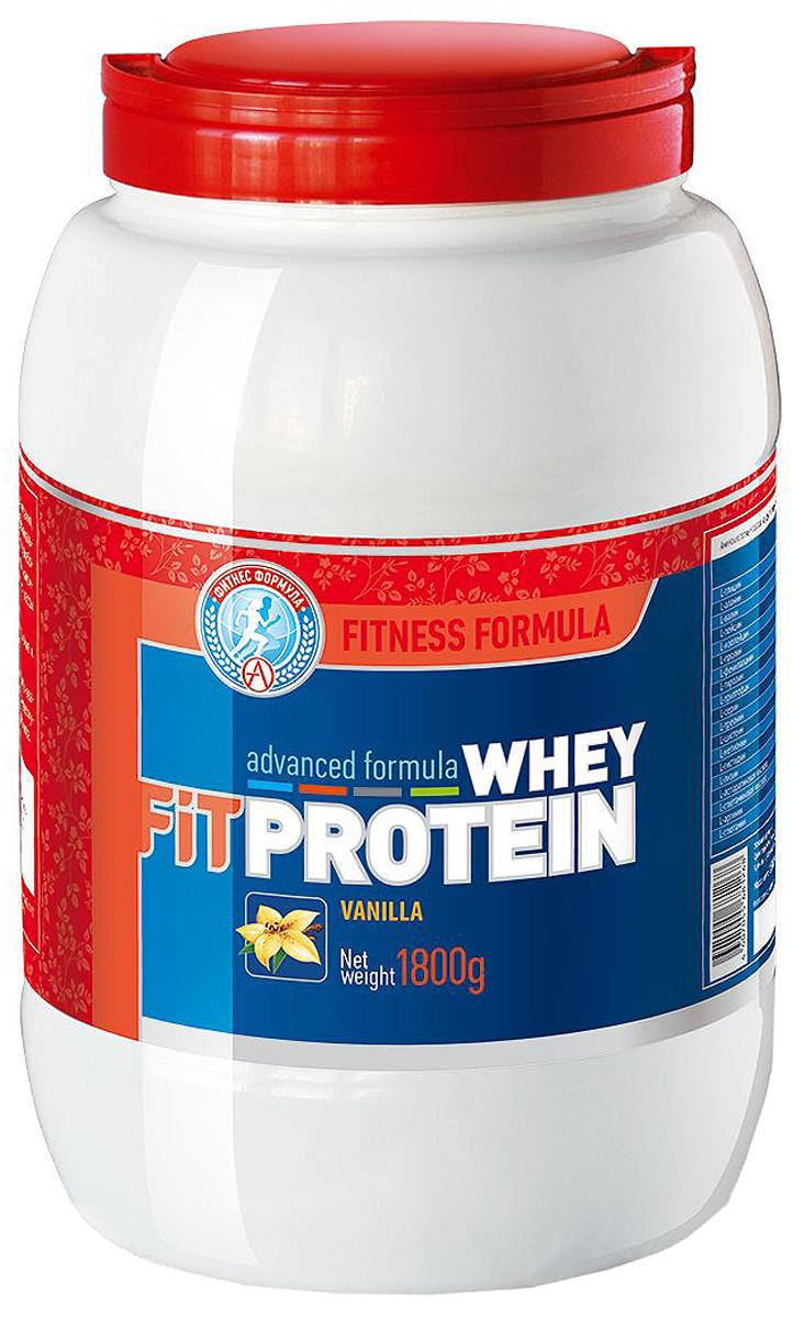"""Протеин Академия-Т """"ФитПротеин Fitness Formula"""", ваниль, 1,8 кг"""