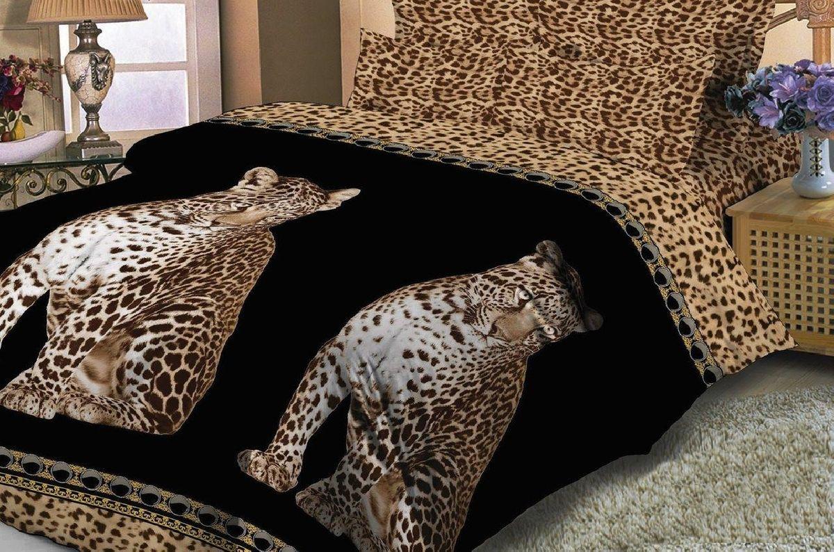 Комплект белья Liya Home Collection Багира, 2-спальный, наволочки 70x70, цвет: черный1515150000339Liya Tekstil производитель тканей и готовой продукции для дома.В нашем ассортименте комплекты постельного белья из - поплина ( 100% хлопок пл 115х125 гр/м2 ),- сатина ( 100% хлопок пл 130х140 гр/м2,) ,поликаттон (60%хлопка,40%пэ 115гр/м2), крашение реактив.Мы гарантируем ГОСТовский пошив наших комплектов, эксклюзивная упаковка которая пользуется спросом на рынке.
