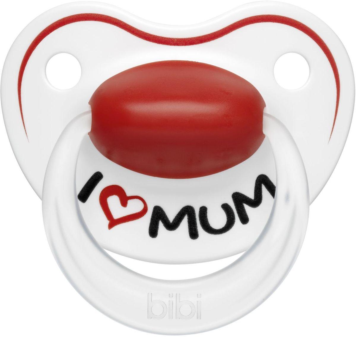 Bibi Пустышка Premium Dental Mum от 0 до 6 месяцев