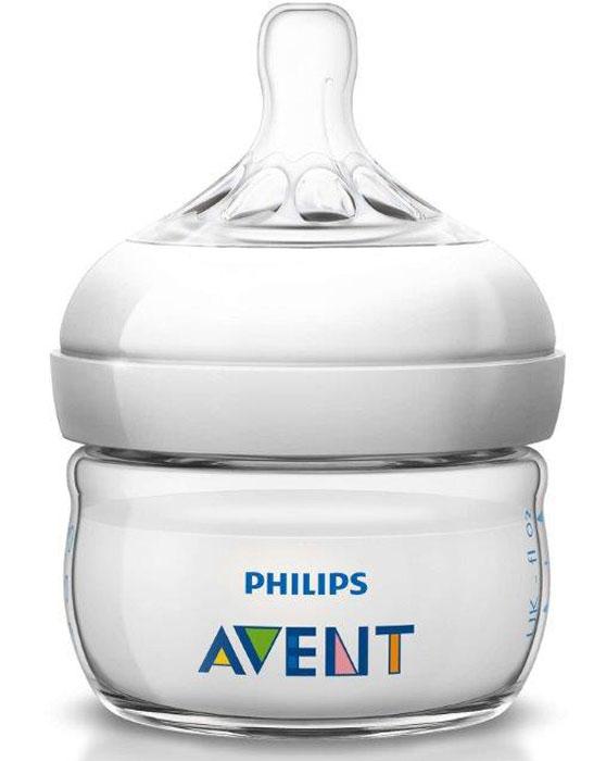 Philips Avent Бутылочка для кормления Natural 60 мл