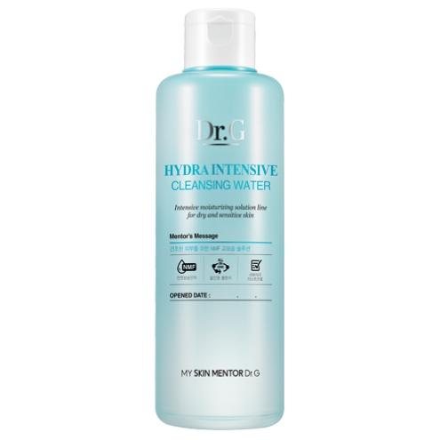 Dr. G Вода мицеллярная очищающая для снятия макияжа Hydra, 210 млDG137329Очищающая вода для снятия макияжа эффективно очищает кожу и не нарушает водный баланс кожи. Способствует глубокому увлажнению и питанию, благодаря керамидам и гиалуроновой кислоте в составе. Адсорбирует излишки кожного сала, убирает сальные пробки, омертвевшие клетки. Очищает водостойкую губную помаду и макияж у глаз в одно касание. Формула очищающей воды действует деликатно и бережно. Поддерживает необходимый коже кислотно-щелочной баланс, регенерирует гидро-липидную завесу. Средство содержит экстракт огурца, пантенол, а также запатентованный комплекс PURISOFT. Экстракт огурца отбеливает, убирает угревую сыпь, нежелательные веснушки.