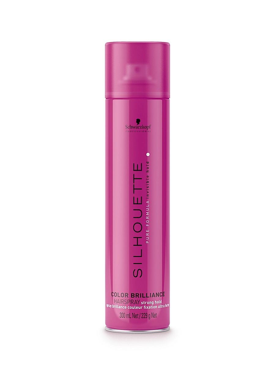 Silhouette Лак-спрей сверхсильной фиксации для окрашенных волос, 500 мл099-61635930Специально для создания укладки и моделирования на прядях, подвергавшихся окрашиванию, лаборатория немецкой косметической компании Schwarzkopf разработала лак-спрей сверхсильной фиксации для окрашенных волос Silhouette Super Hold Colour Brilliance Hairspray. Этот профессиональный продукт имеет уникальную формулу, которая была создана с учетом всех особенностей тонированных, мелированных и окрашенных волос, что позволяет одновременно надежно закреплять форму прически и не причинять вреда полученному оттенку. Действие активных компонентов помогает подчеркнуть яркость, насыщенность цвета волос и способствует удержанию красящего пигмента глубоко в их структуре. Лак-спрей для окрашенных прядей Silhouette в своем составе содержит насыщенный витаминный комплекс. Он обладает способностью действовать одновременно в нескольких направлениях и включает следующие ценные компоненты: Витамин B3. Хорошо питает окрашенные волосы, даря им яркость и блеск. Провитамин B5. Помогает восстановить природный...